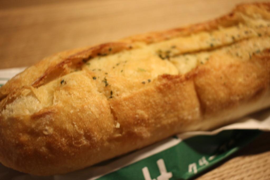 クリーブラッツのガーリックフランスパンの画像