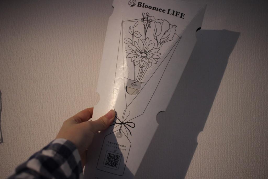 BloomeeLIFE(ブルーミーライフ)の箱の画像