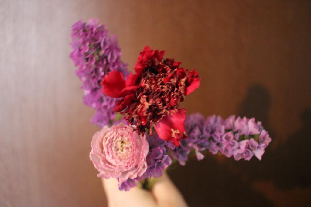 BloomeeLIFE(ブルーミーライフ)から2週間前に届いた花の画像
