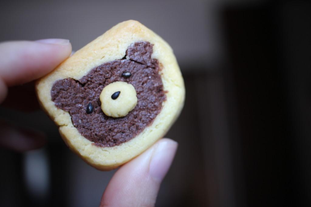 ミルームで作ったクッキー
