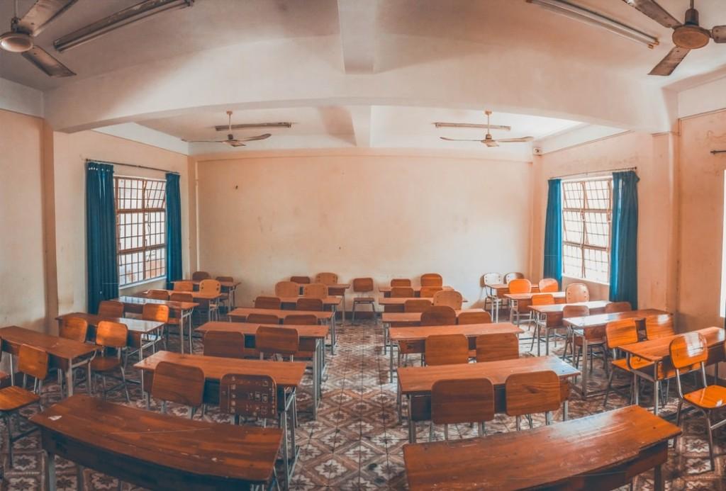 教室の画像