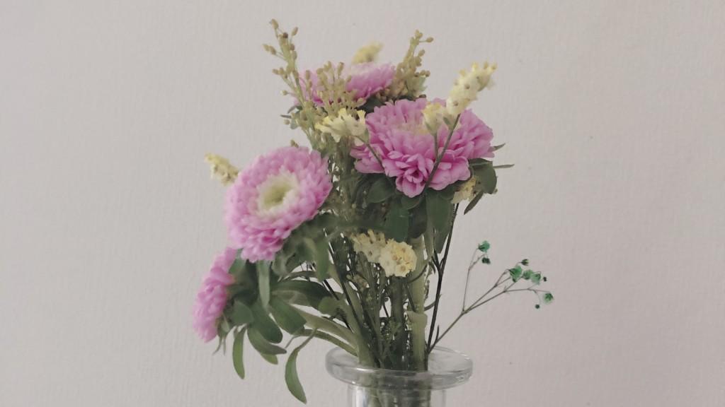 ブルーミーライフから届いたお花の画像