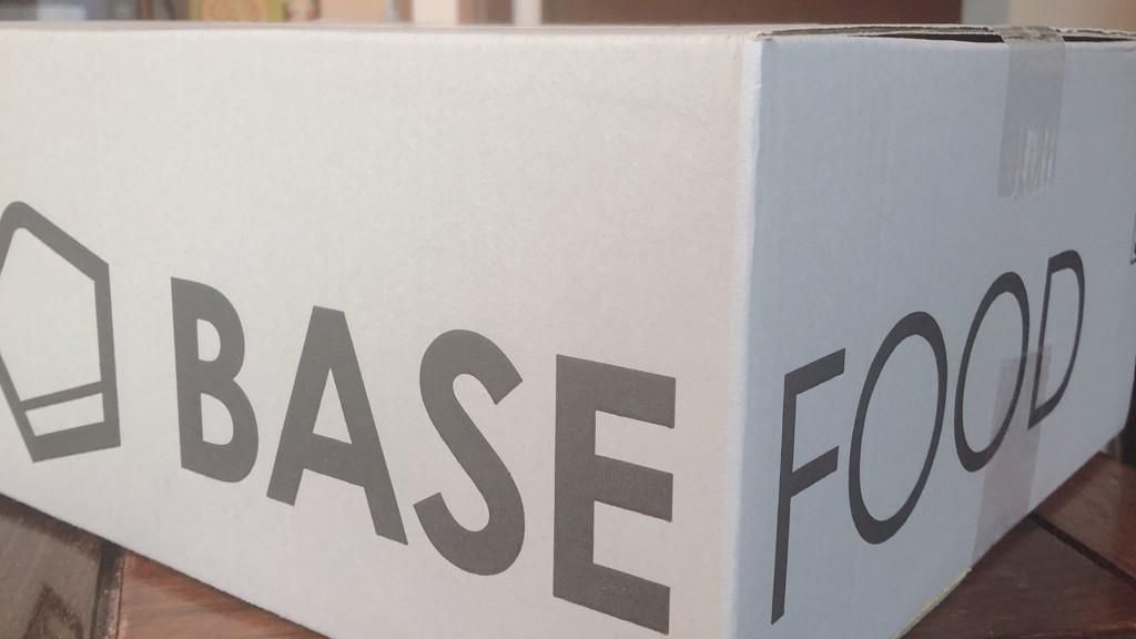 BASEFOOD(ベースフード)の箱