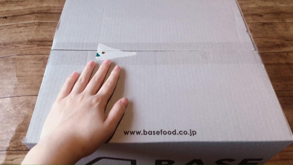 BASEFOOD(ベースフード)のサイズ