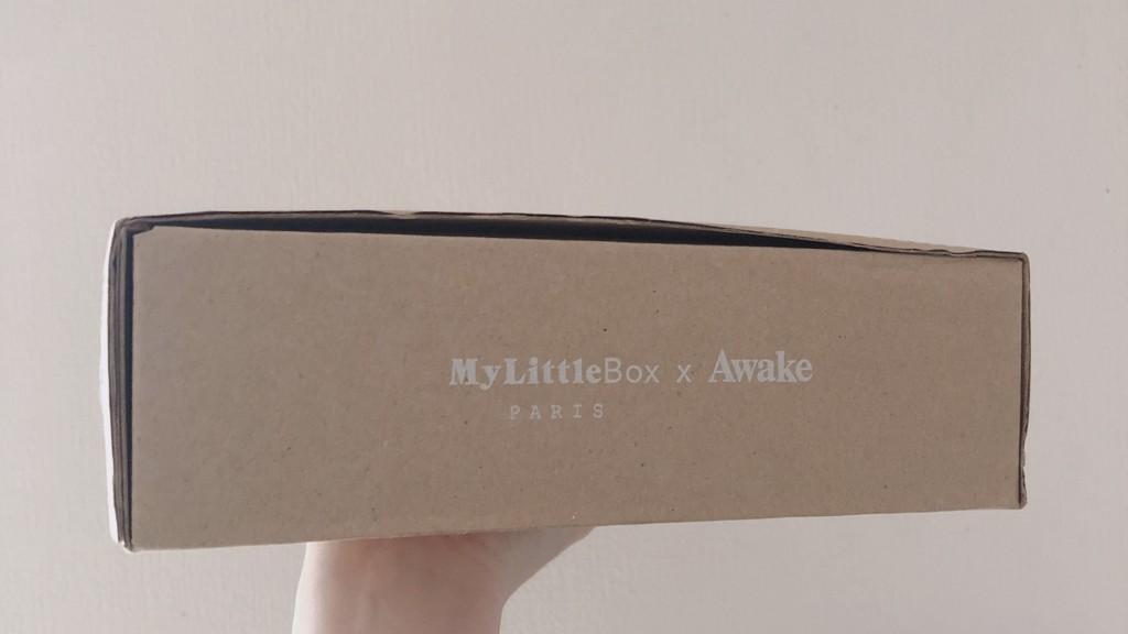 MY LITTLE BOX(マイリトルボックス )5月号はAwakeとのコラボ