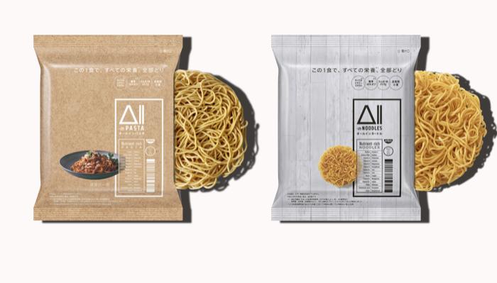 日清の完全食All-inPASTAの画像
