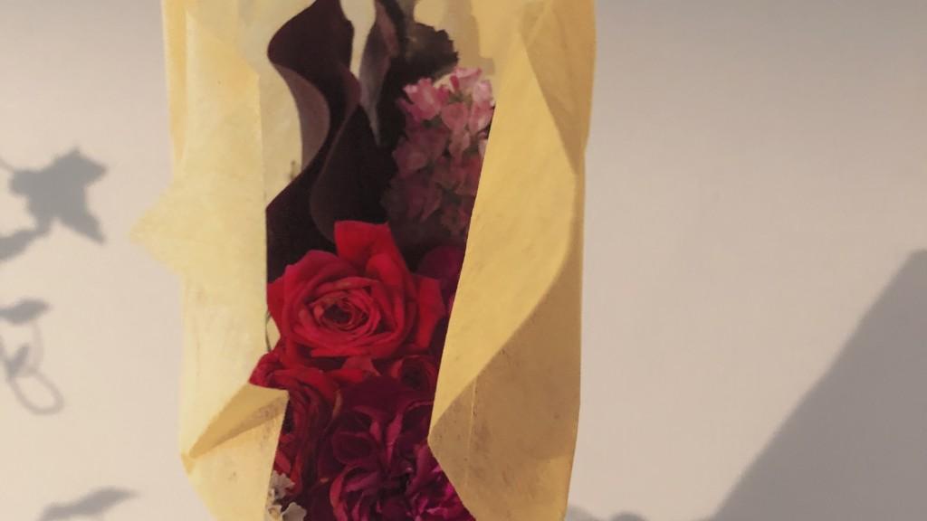 Bloomee LIFEから届いた花の内容
