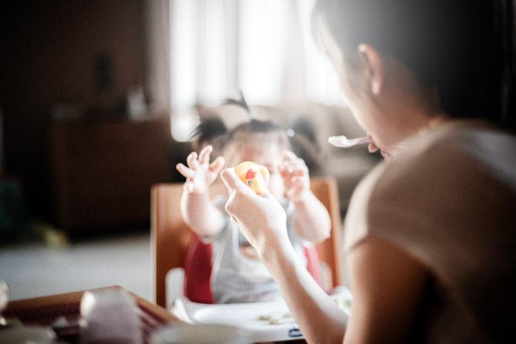 豆乳は子供に健やかに育ってほしと願うママの味方