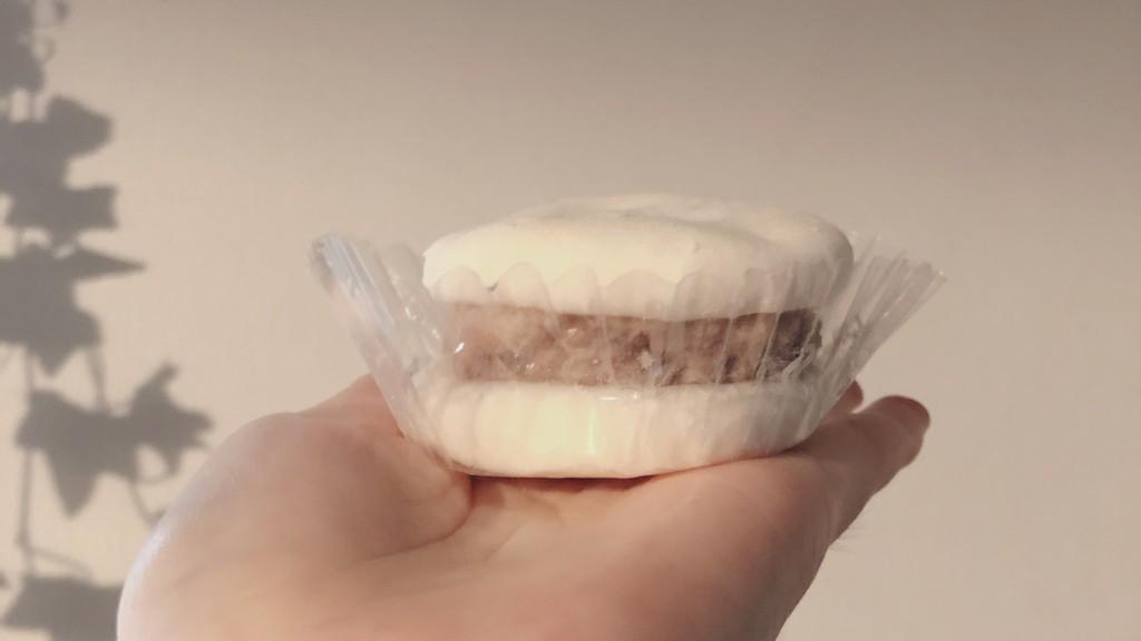 ファミマで買えるあんバタークリームサンドの味
