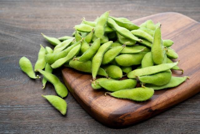 枝豆の摂取量の目安