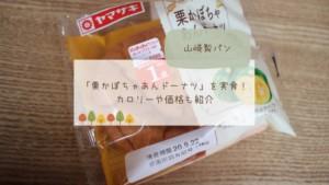 山崎製パン「栗かぼちゃあんドーナツ」を実食!カロリーや価格も紹介