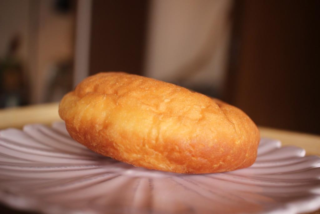 山崎製パンの栗かぼちゃあんドーナツの見た目