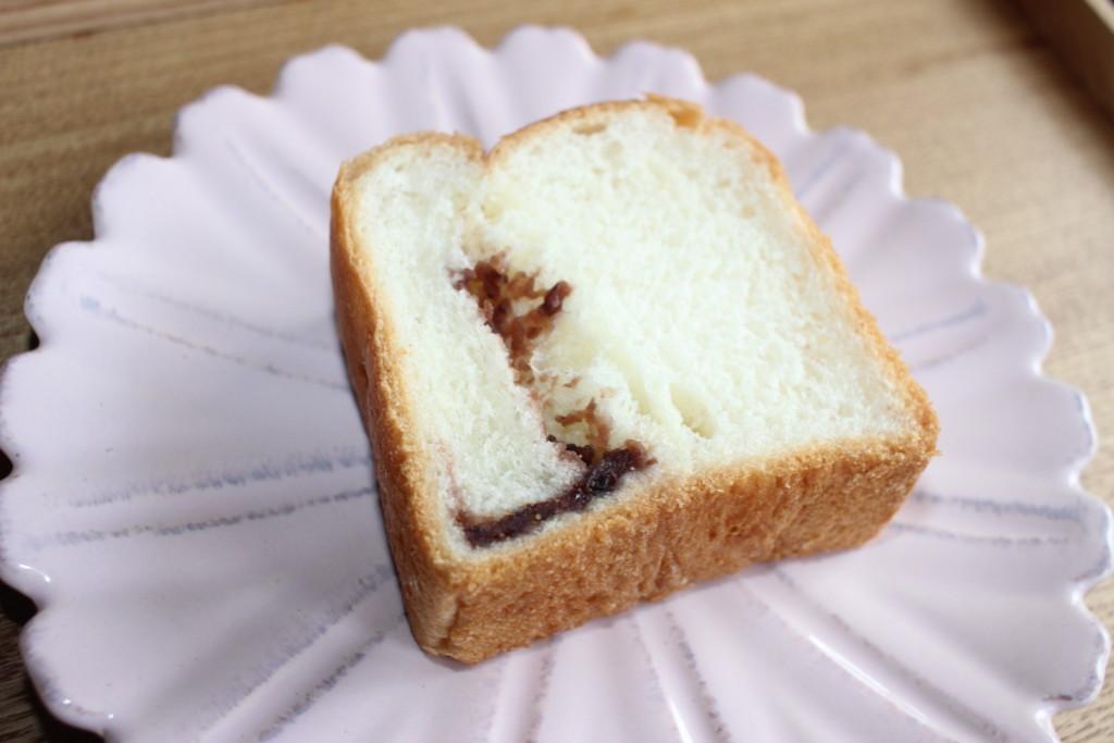 リョーユーパンのあんトースト