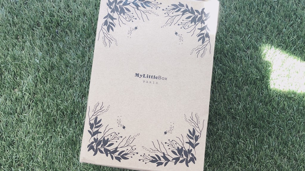 MY LITTLE BOX(マイリトルボックス )10月号を開封!