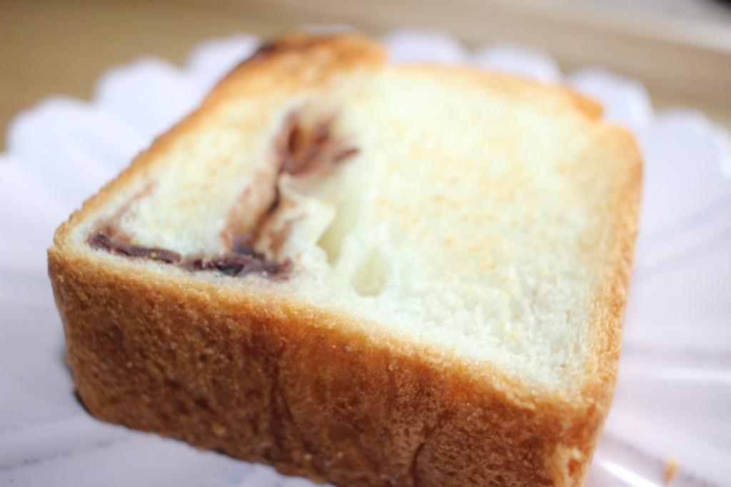 あんトーストはそのままで美味しいお手軽パン!