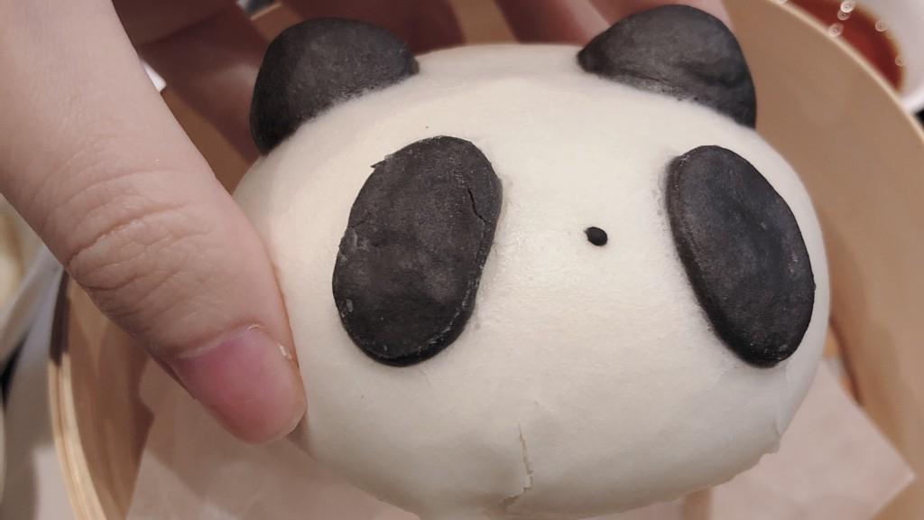 猫熊饅頭(パンダあんまん)