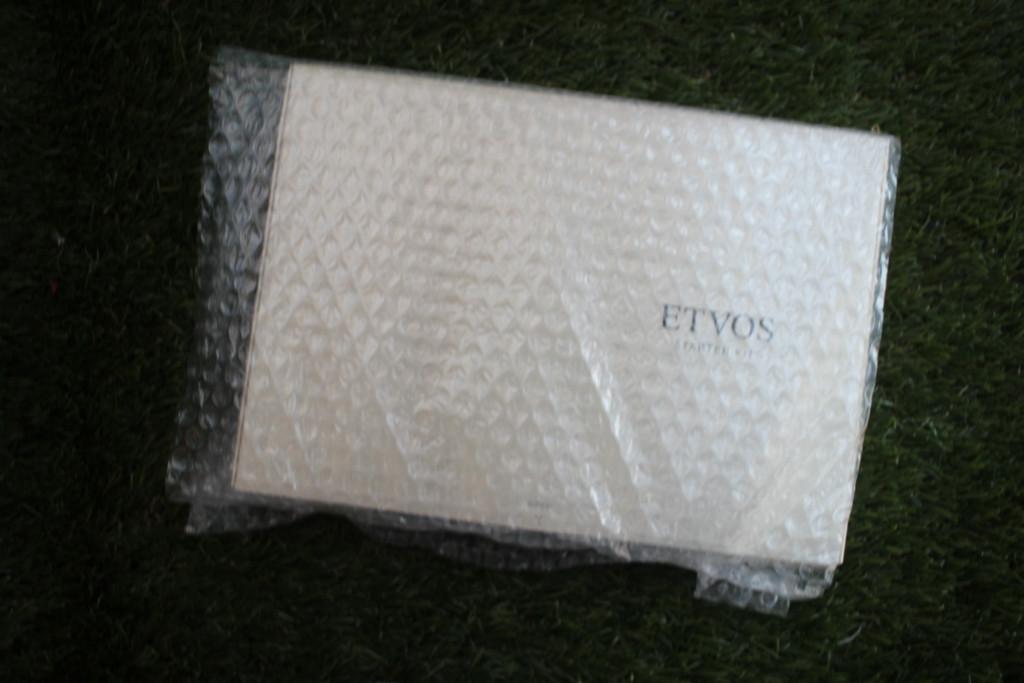 ETVOS(エトヴォス)のスターターキットを開封!