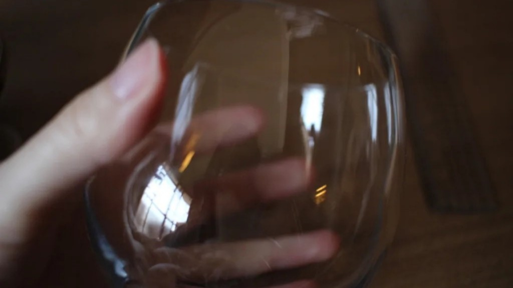100均おすすめキッチン用品⑤薄グラス