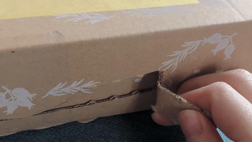 MY LITTLE BOX(マイリトルボックス )12月号を開封♪