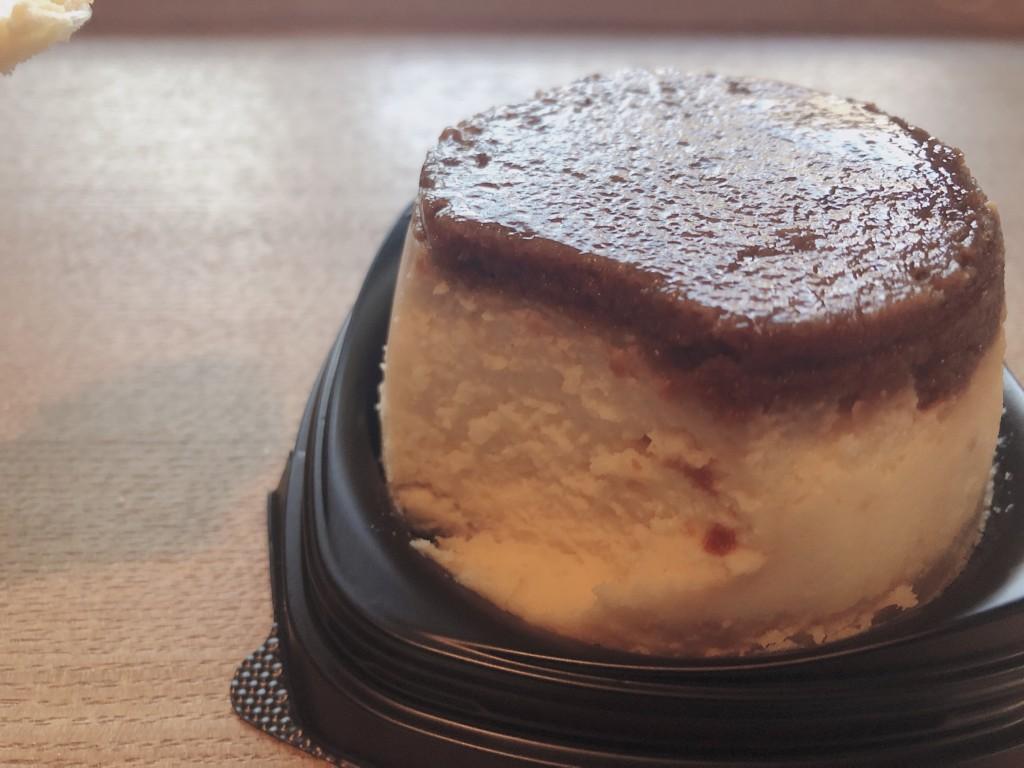プリン!?なチーズケーキの中身
