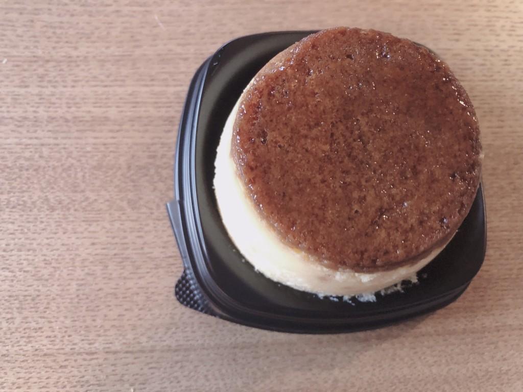 ファミマで購入できるプリン!?なチーズケーキの見た目