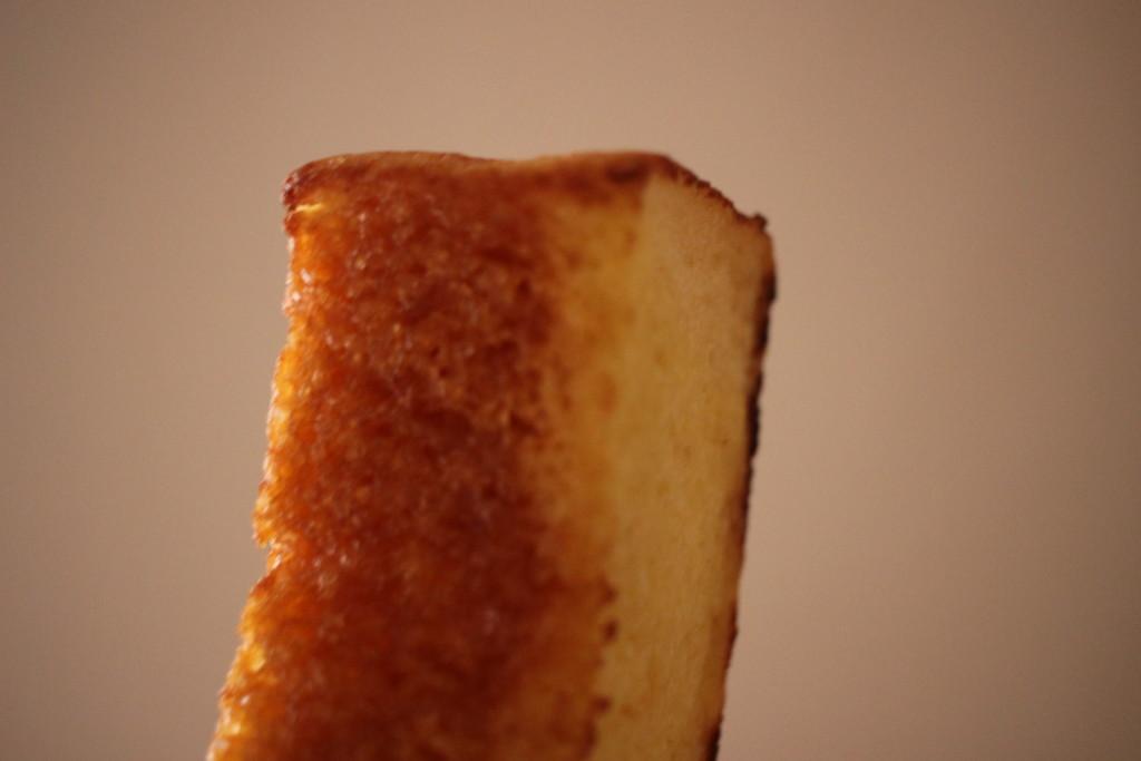 patisserie KIHACHI監修!ファミマのカラメルフレンチトーストの味