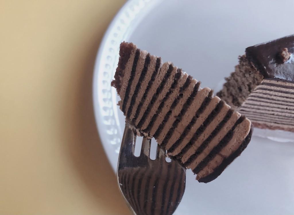 【ローソン】生ショコラミルクレープの気になるお味は?