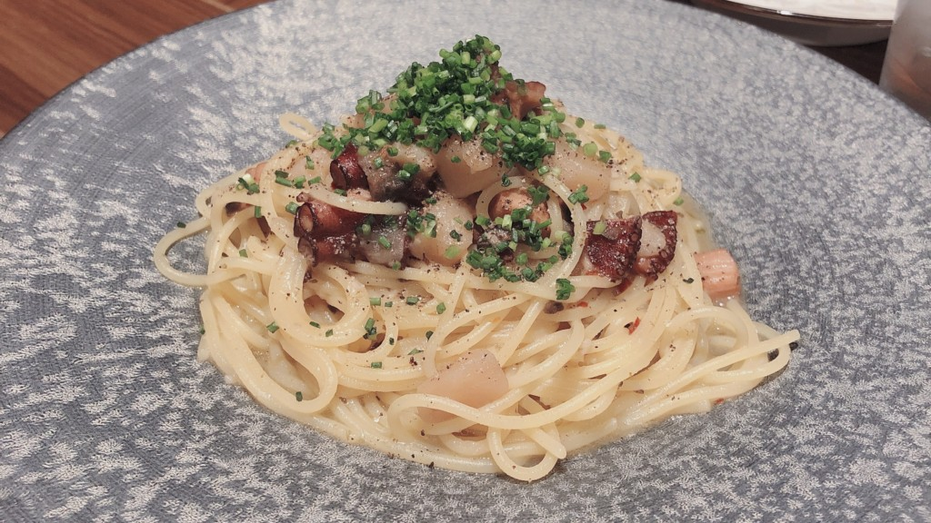 THE LIVELY KITCHENのパスタ