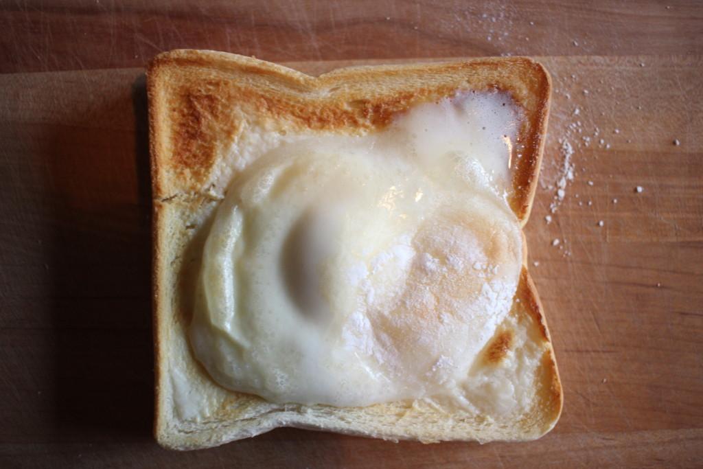雪見だいふくトーストは食パンを超えたスイーツ♪