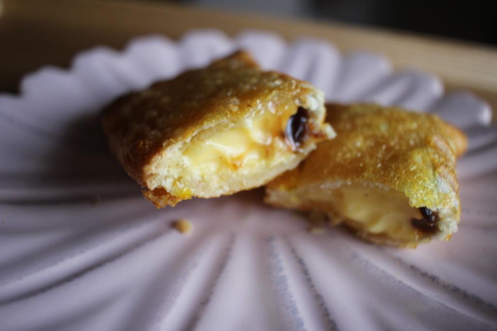 【期間限定】マックの「クリームブリュレパイ」は、冬にぴったりのパイ