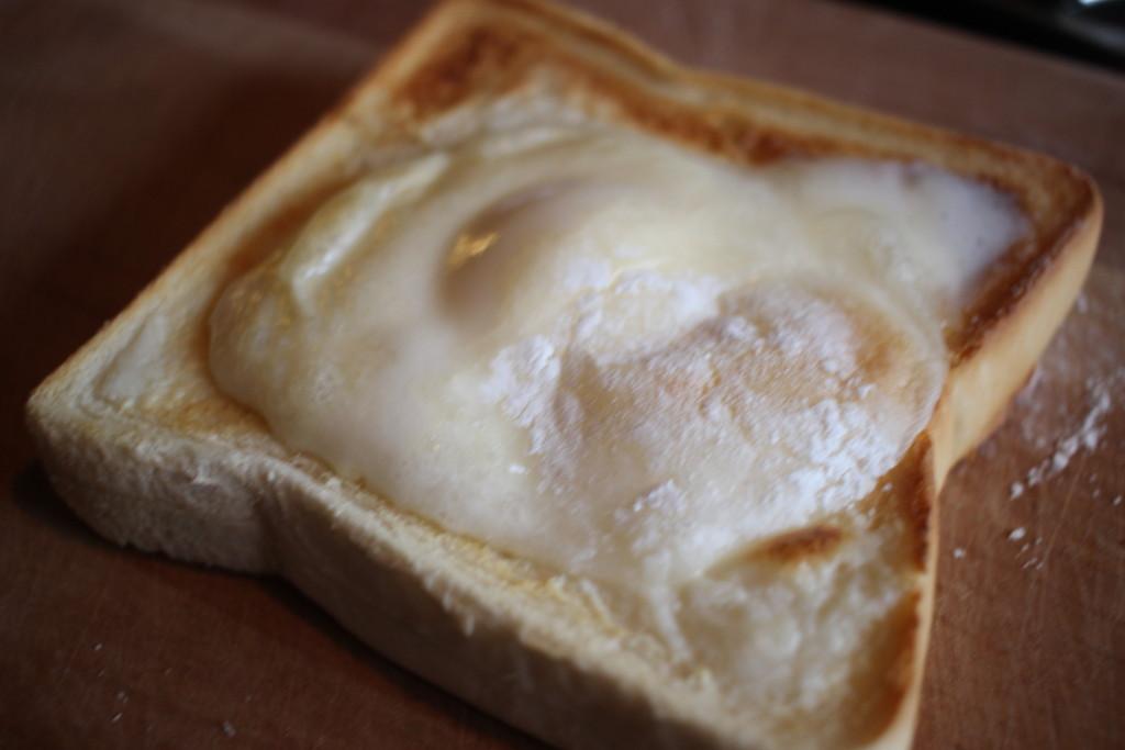 雪見だいふくトーストを食べてみた感想