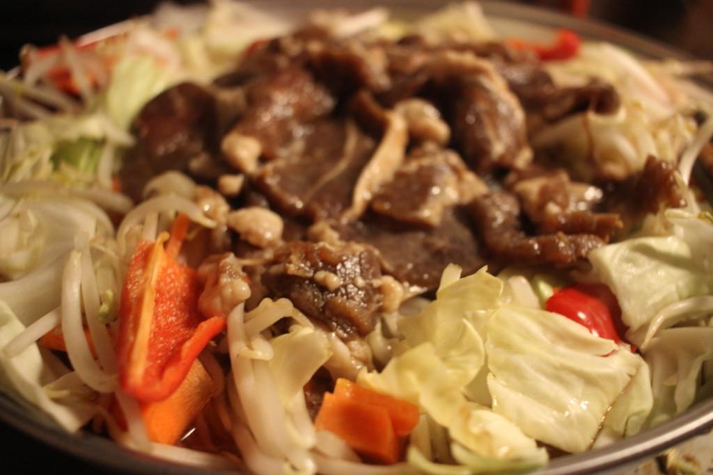 松尾ジンギスカンを早速食べてみた!美味しい食べ方も紹介