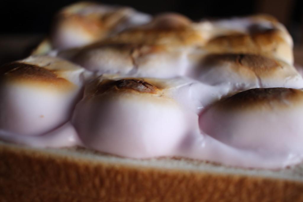 カルディで買える材料費で作る!さくらマシュマロトーストの作り方