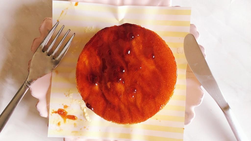 ローソンで購入できる「ブリュレパンケーキ」でおうちカフェを楽しもう!