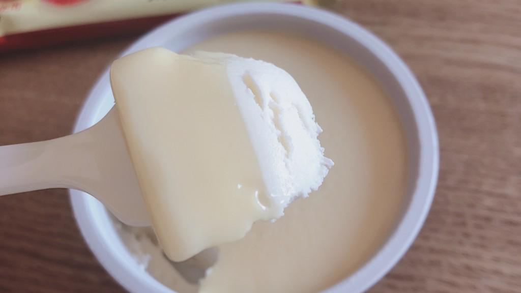 ローソンで購入できる、コクバタアイスりんごとバターの気になるお味は?