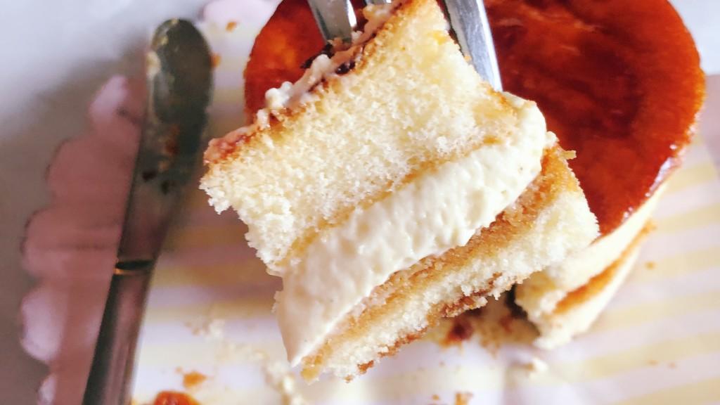 【ローソン】ブリュレパンケーキの気になるお味は?