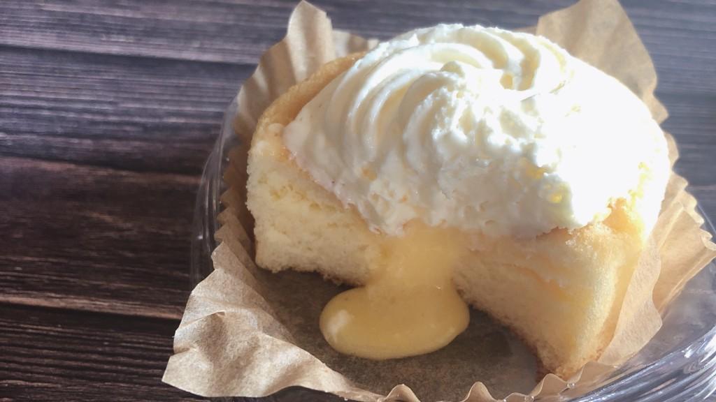 ローソンのミルクバター露ふわケーキの気になるお味は?