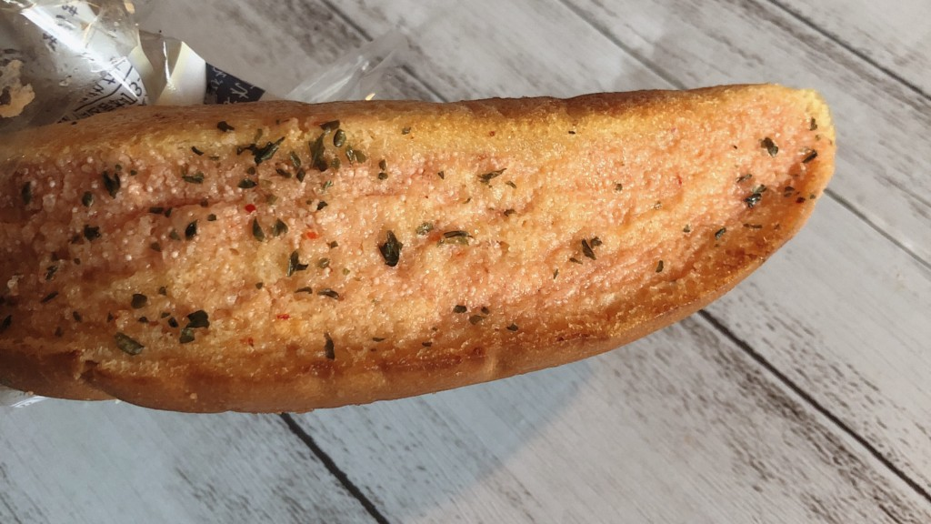 ローソンで購入できる、もち麦のめんたいトーストの気になるお味は?
